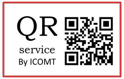QRコードを発行し、製品に貼付することで流通など要所にて確認ができる